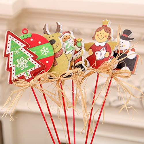 3 Velas, Chshe TM, Decoraciones NavideñAs Velas NavideñAs Velas De MuñEco De Nieve De Santa Fiesta Fiesta De Bodas DecoracióN Velas(Multicolor)