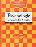 Psychologie à l'usage des STAPS