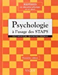 Psychologie � l'usage des STAPS