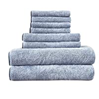 VITryst Antibacterial for Maximum Softness and Absorbency Spa Resort Hotel Quality Exquisitely For Camping, Swimming and Travel Everplush Odor Resistant Bath Towels AS1 70 * 140