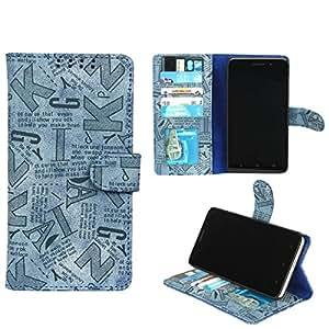 Dsas Flip Wallet cover for Samsung Z3.