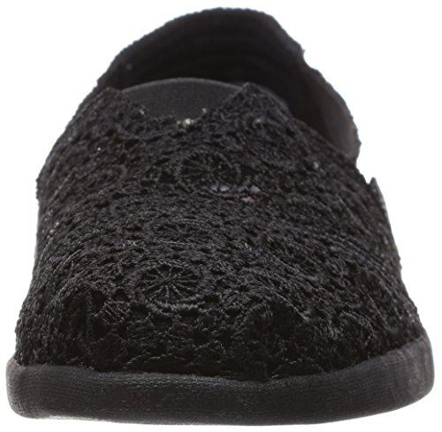Skechers Bobs World Dream Catche- Roues Donna Black De Scarpa