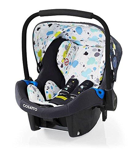 Preisvergleich Produktbild Cosatto Port - Baby Autositz 0-13 kg - Sicherheit + Schutz Für Die Kleinsten - Babyschale / Kindersitz Gruppe 0 - Erstausstattung Für Isofix + 3 Punkt Gurt, Berlin