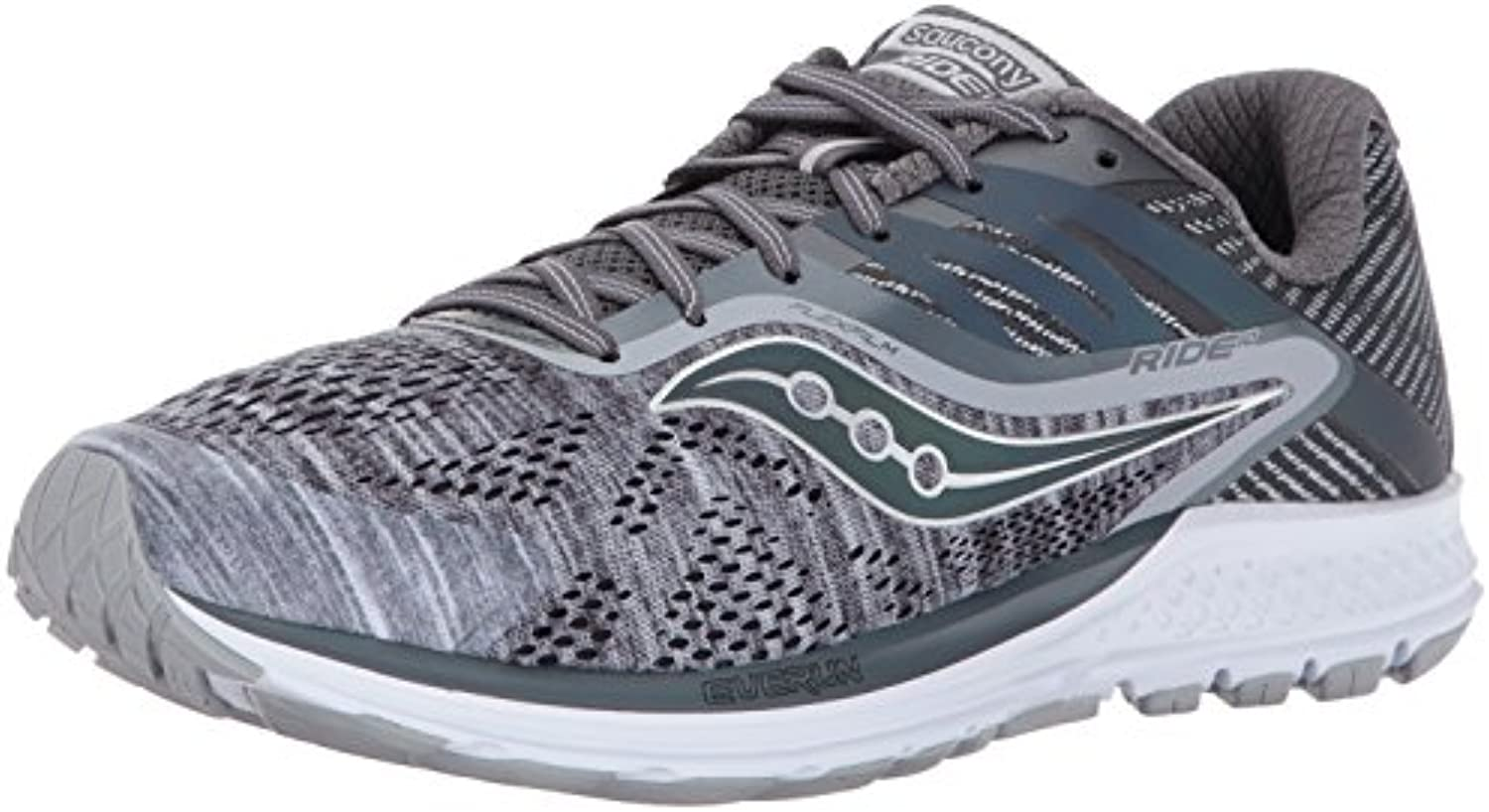 ZAPATILLAS SAUCONY RIDE 10 GRIS Talla 44.5