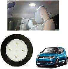 VheeloCityin Car Push Button Stick Roof Light for Maruti Suzuki Ignis