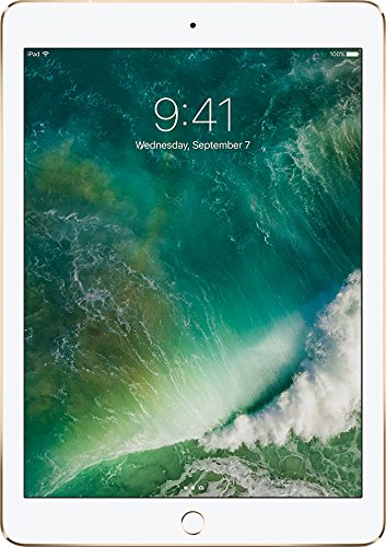 APPLE 9.7 iPad Cellular - 32 GB, Gold, Gold lowest price