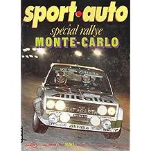 SPORT AUTO . N° 216 . Janvier 1980 . Spécial Rallye Monte Carlo .