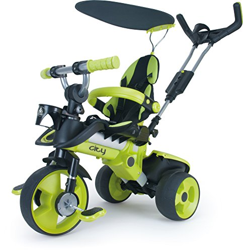injusa-tricycle-city-green
