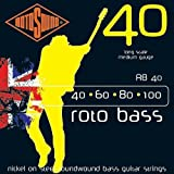 Rotosound RB40 Set of Strings Low 100 40 Roto Bass Nickel