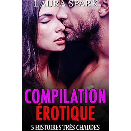 Compilation érotique: 5 histoires très chaudes pour adultes (-18) #4