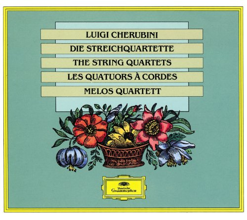Cherubini: String Quartet In A Minor (1837) - 4. Finale: Allegro affettuoso