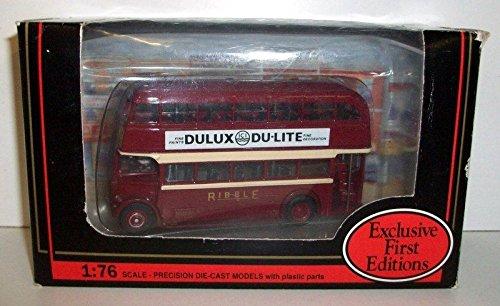 efe-buses-15902-leyland-pd1-highbridge-ribble-adverts-dulux-erwins