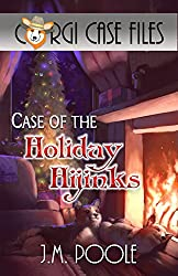 Case of the Holiday Hijinks (Corgi Case Files Book 3) (English Edition)