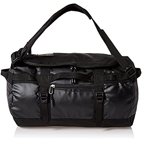 The North Face Base Camp Duffel - Bolsa de deporte , color negro, talla única