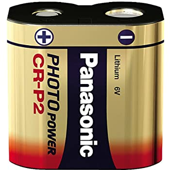 Panasonic – CR-P2, 6 V, 1400 mAh Li-Ion, photo, cr-p2l _ 1BP (Li-Ion, photo)