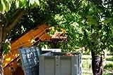 Panoramic Images – Mechanical harvester dislodging cherries into large plastic tub Cucuron Vaucluse Provence-Alpes-Cote d'Azur France Photo Print (91,44 x 60,96 cm)