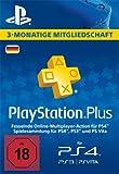 PlayStation Plus Card 90 Tage (für deutsche SEN-Konten)