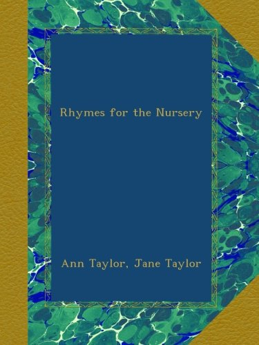 rhymes-for-the-nursery