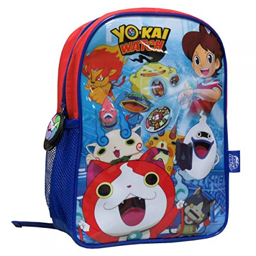 CYP Imports MC-06-YK - Mochila infantil Yo-Kai Watch, 32 cm