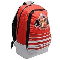Team F B Backpack Rucksack Bag Zip Fastening Sunderland One Size
