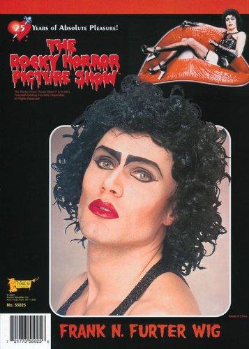Mens Rocky Horror Frank N Furter (Horror Frank Kostüm Show Picture Rocky N Furter)
