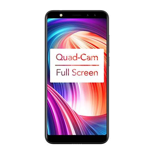 Leagoo M9 - 5 5  3G Smartphone  Pantalla Infinita  Android 7 0 Quad Core 2GB 16GB  C  mara Trasera 8MP 2MP  Delantera 5MP 2MP  Sensor de Huella Dactil