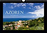 Azoren - São Miguel (Wandkalender 2020 DIN A4 quer): Die Azoren - eine wunderschöne Inselgruppe inmitten des Atlantik. Der Kalender zeigt die ... (Monatskalender, 14 Seiten ) (CALVENDO Orte) - Susanne Schlüter