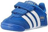 adidas Unisex-Kinder Dragon L2W Crib Sneaker, Blau FTWR White/Blue, 19 EU