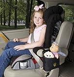 Kindersitztasche aus Stoff mit leichter befestigung an den Kindersitz