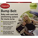 Clippasafe CL575 - Cinturón de seguridad para futuras mamás