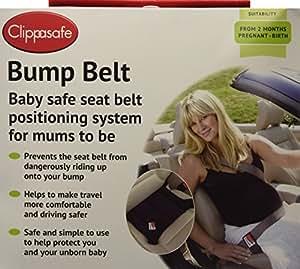 Clippasafe Ltd - CL570 - Ceinture de sécurité grossesse