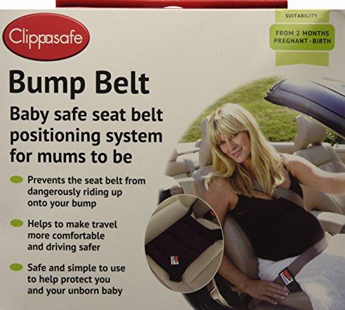 Cinturón auto embarazadas