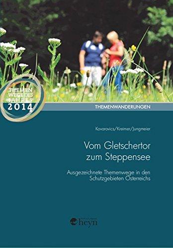 Vom Gletschertor zum Steppensee: Ausgezeichnete Themenwege in den Schutzgebieten Österreichs