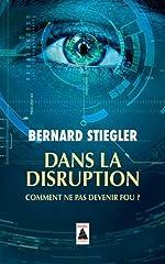 Dans la disruption - Comment ne pas devenir fou ? Suivi d'un Entretien sur le christianisme de Bernard Stiegler