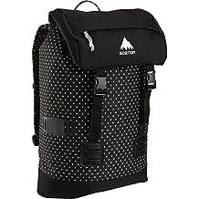 Burton Tinder Backpack, Black Polka Dot