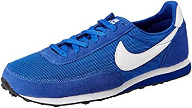 Nike Men's Elite Game Royal and White Running Shoes - 12 UK/India (47.5 EU)(13 US)