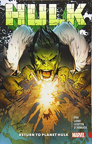 Hulk: Return To Planet Hulk por Greg Pak