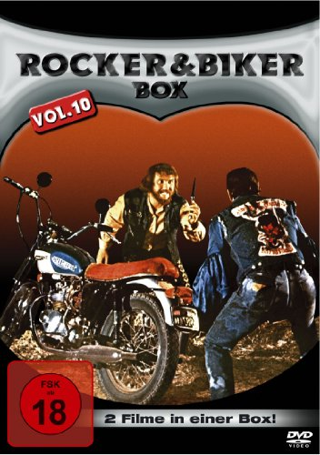 Rocker & Biker Box Vol. 10 *2 Filme!*