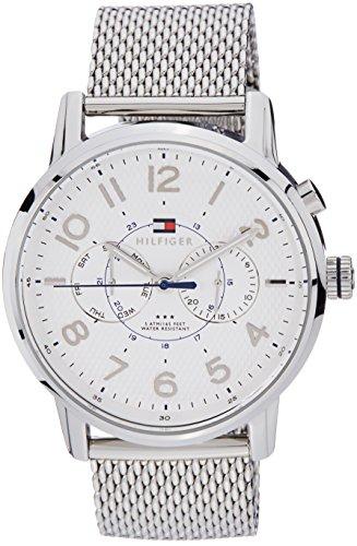 Tommy Hilfiger Analog White Dial Men's Watch - TH1791087J