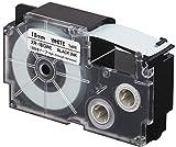 Casio cinta laminada Extra stark klebend XR-18GWE Bandfarbe: blanco Schriftfarbe:negro 18 mm 5.5 m