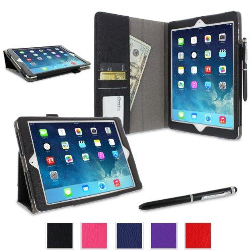 roocase-apple-ipad-air-case-dual-station-slim-folding-case-for-apple-ipad-ipad-6-ipad5-air-tablet-bl