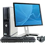 Dell Desktop PC Computer Set