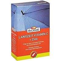 Gehe Balance Langzeit Vitamine c+zink depot Retard 60 stk preisvergleich bei billige-tabletten.eu