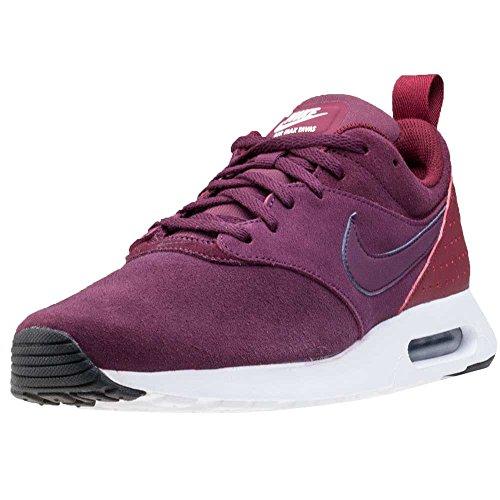 Nike Air Max Tavas, Baskets Basses Homme Rouge