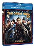 the great wall (blu-ray 3d+blu-ray) BluRay Italian Import
