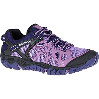 Merrell Womens/Ladies All Out Blaze Aero Sport Trail Running Shoes