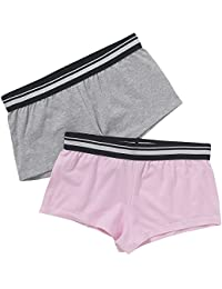 Just Essentials Girls Back To School 2 Pack Hipster Briefs Sporty Style 1fdf8852f