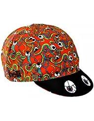 Cinelli–Sistema antivibración Cap colección Vintage sombreros estilo Ana Benaroya cíclope