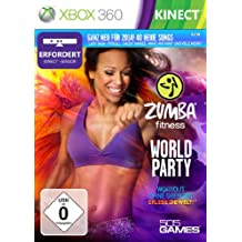 Zumba Fitness World Party (Kinect) [import allemand]