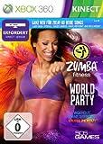 Zumba Fitness World Party (Kinect) - [Xbox 360] gebraucht kaufen  Wird an jeden Ort in Deutschland